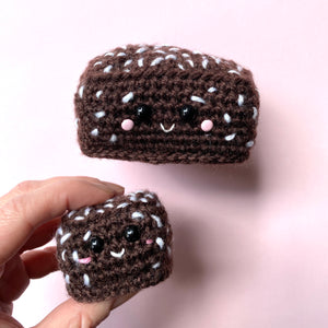 Lamington Crochet Pattern Digital Download