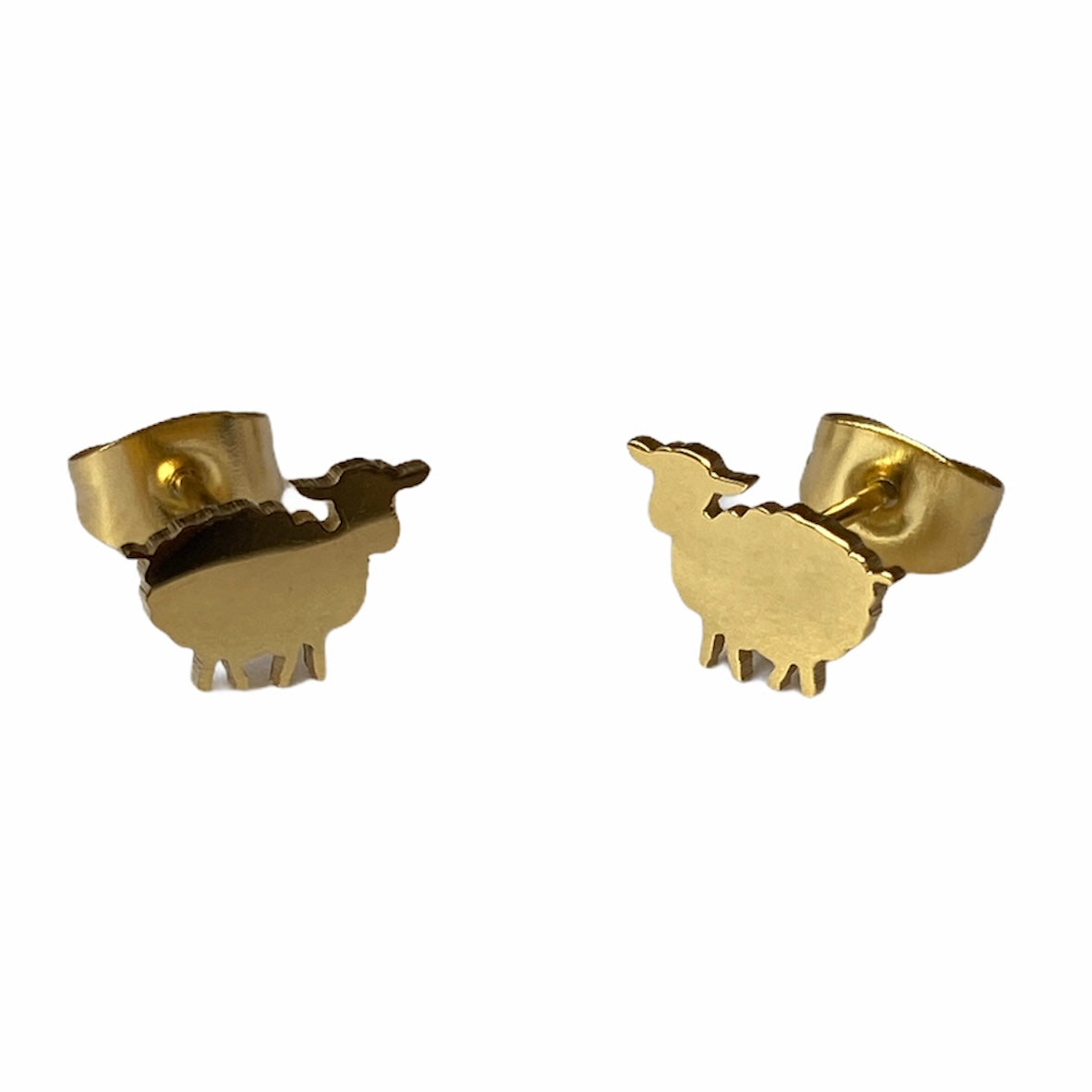 Sheep Studs Gold