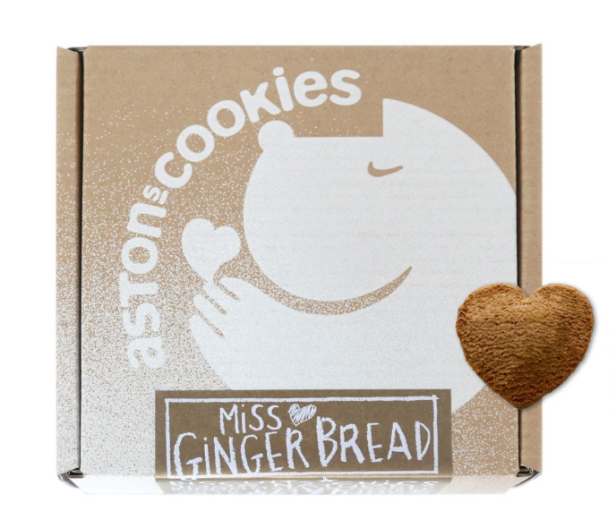 Miss Gingerbread koekjes