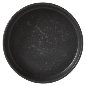 Noelle Bowl Large, Grey Spatter Stoneware