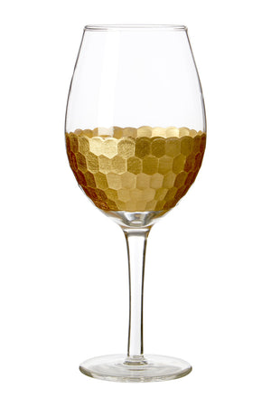 Lola Large Wine Glasses, Set of 4