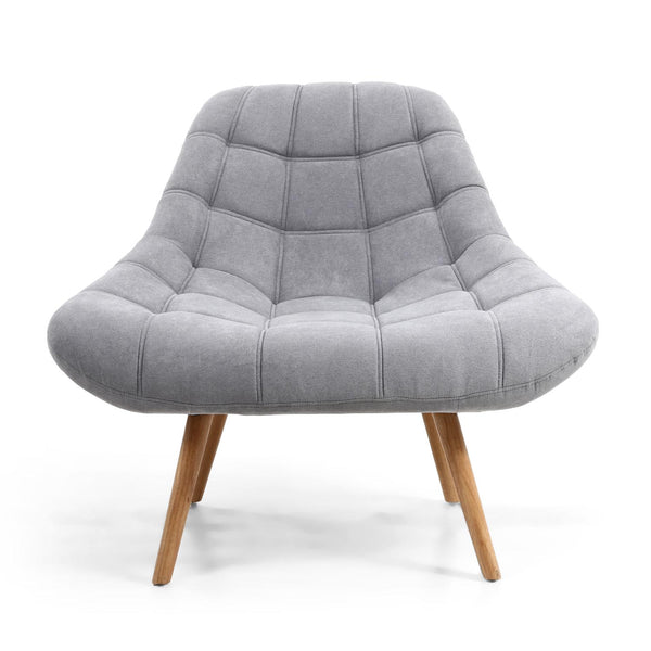 Maxine Armchair, Grey