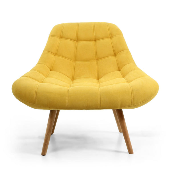 Maxine Armchair, Yellow