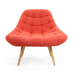 Maxine Armchair, Orange