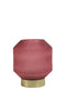 Orla Small LED Table Lamp, Red