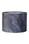 Jessica Light Shade, Grey Marble Effect