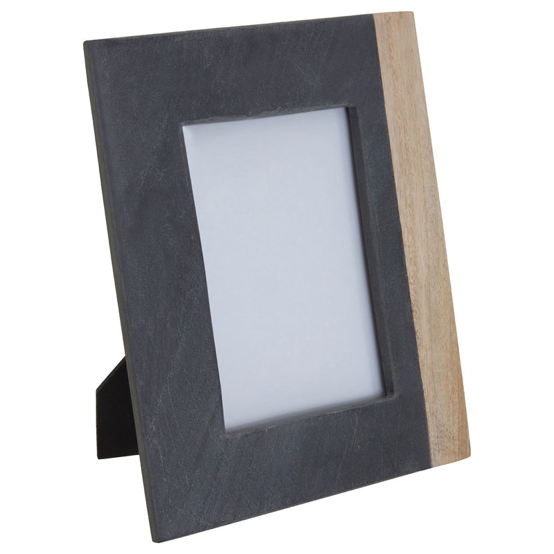 Katya Photo Frame, Slate 5'' x 7''