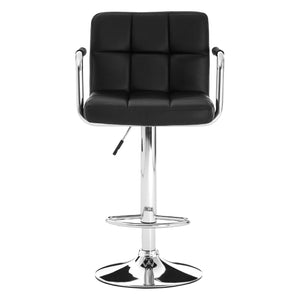 Rita Bar Chair, Black