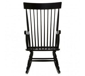 Nana Rocking Chair, Black