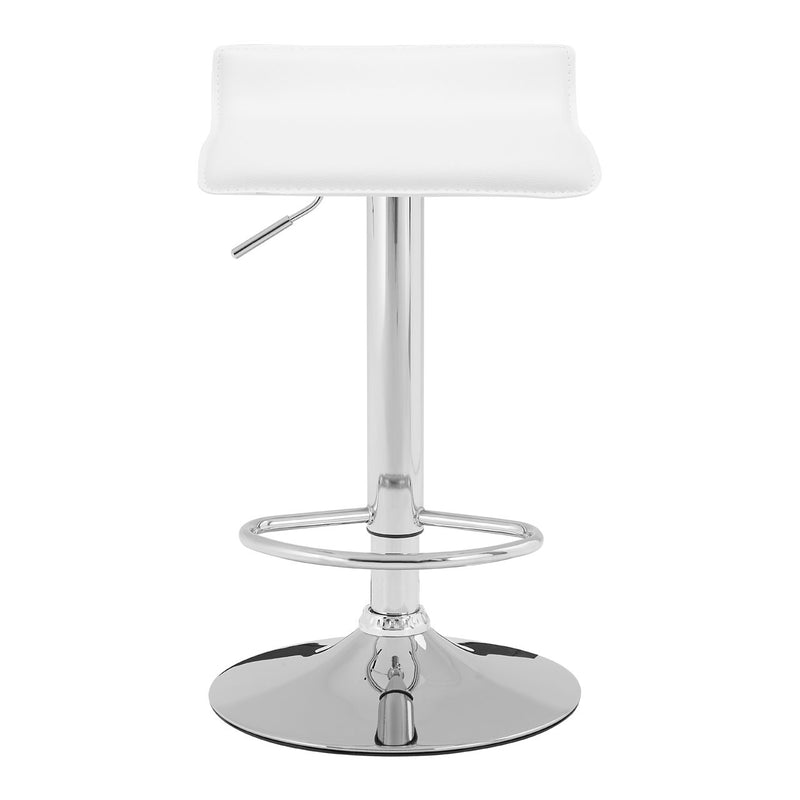 Ivy Bar Stool, White