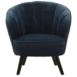 Daphne Cocktail Chair, Blue
