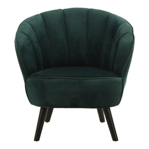 Daphne Cocktail Chair, Green