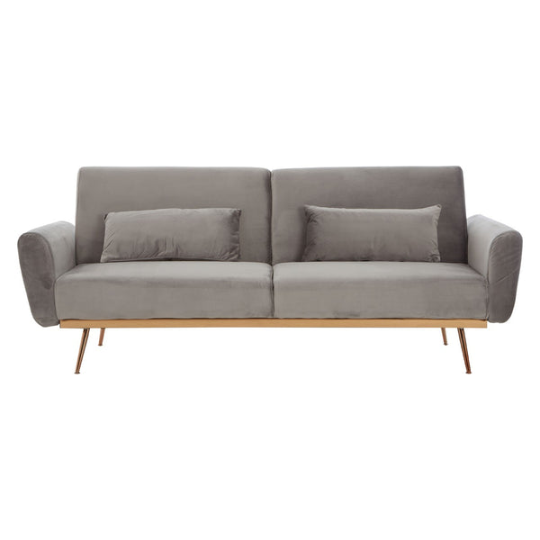 Esme Sofa Bed, Steel Grey