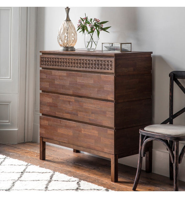 Felicity Chest of Drawers, Sienna