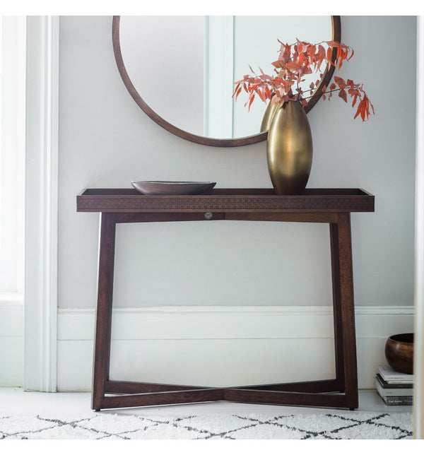 Felicity Console Table, Sienna