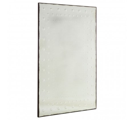 Luna Wall Mirror, Rectangular