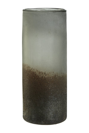 Jocelyn Vase Large, Grey Sand