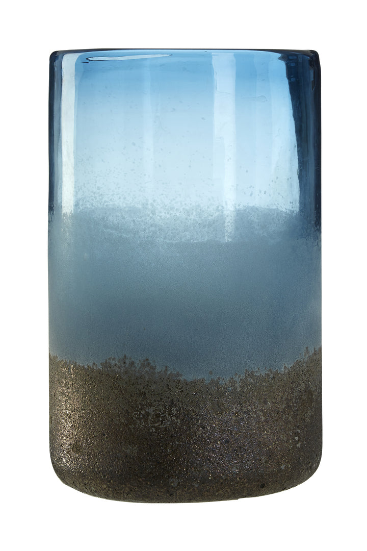 Jocelyn Vase Medium, Blue Sand