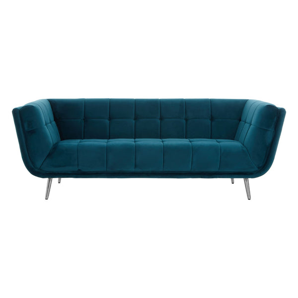 Amelia 3 Seater Sofa, Teal