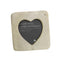 Heart You Small Picture Frame, Gold Aluminium