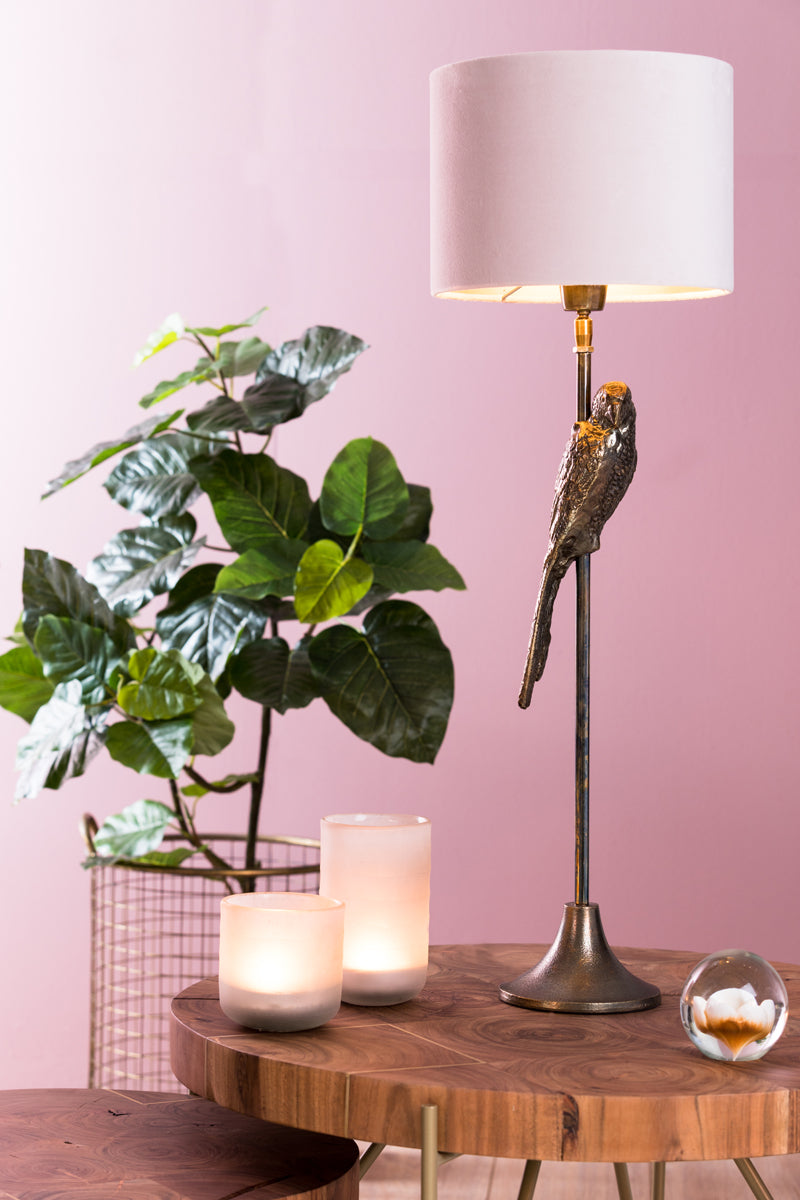 Birdy Table Lamp Base, Parrot