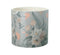 Mildred Large Planter, Floral Grey