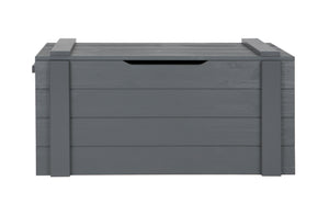 Denise Storage Box, Steel Grey