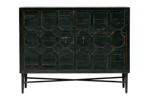 Polly Sideboard, Antique Black