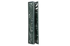 Shannon Room Divider, Green Palm