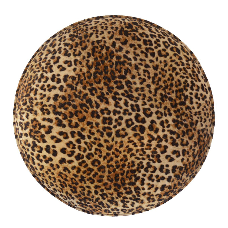 Leopard Print Nordic Style Stool
