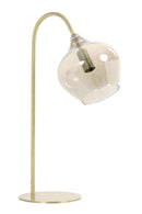 Nelly Table Lamp, Antique Bronze