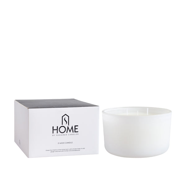 'Mantelpiece' 3 Wick Candle with Gift Box