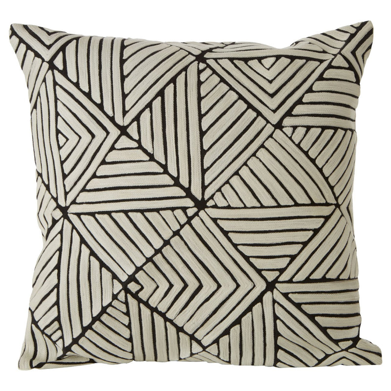 Pippa Square Cushion, Geometric