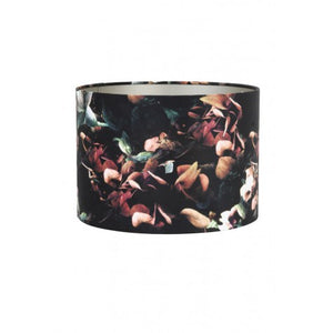 Jessica Light Shade, Black/Floral