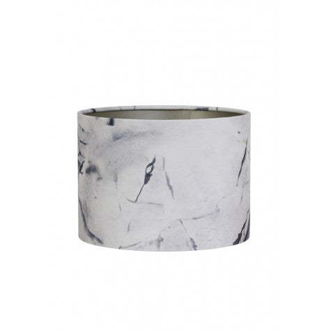 Jessica Light Shade, White Marble