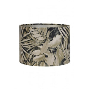 Jessica Light Shade, Sepia Palm
