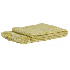 Rhona Throw, Yellow