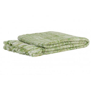 Rhona Throw, Green