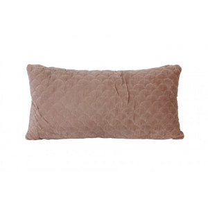 Shelley Cushion, Blush Pink