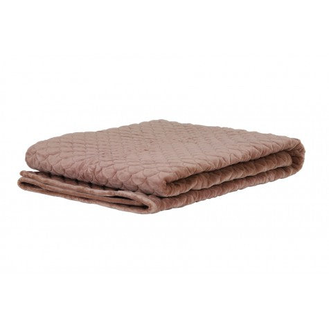 Shelley Blanket, Blush Pink