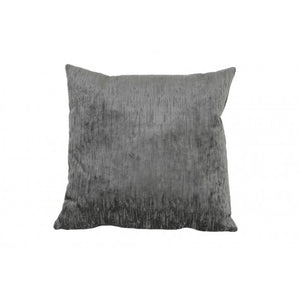 Ariana Square Cushion, Blue Grey