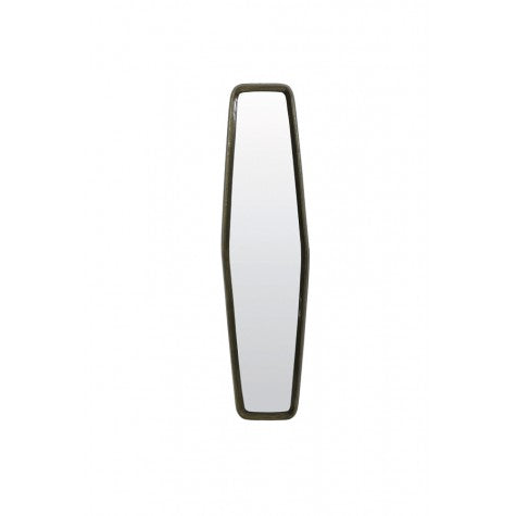 Olivia Small Mirror, Antique Bronze