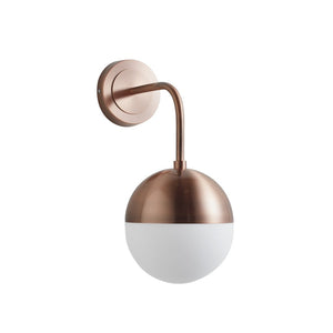 Chelsea Wall Lamp, Copper