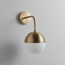 Chelsea Wall Lamp, Gold