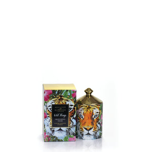Wild Things 'Crouching Tiger' Candle