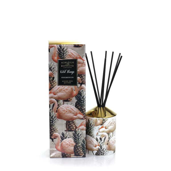 Wild Things 'Pinemingos' Reed Diffuser
