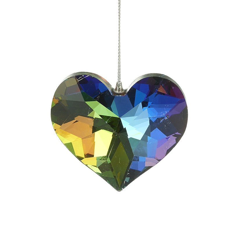 Hanging Heart Christmas Decoration