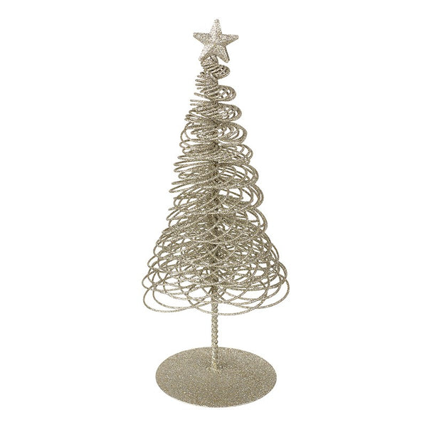 Wire Ornamental Tree Decoration