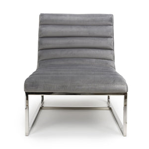Jamie Accent Chair, Cosmic Grey Velvet