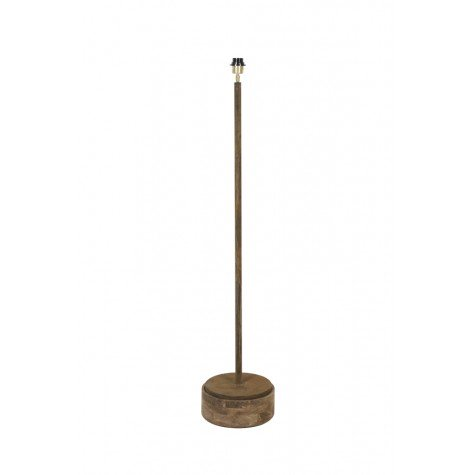 Mary Floor Lamp Stand, Rust